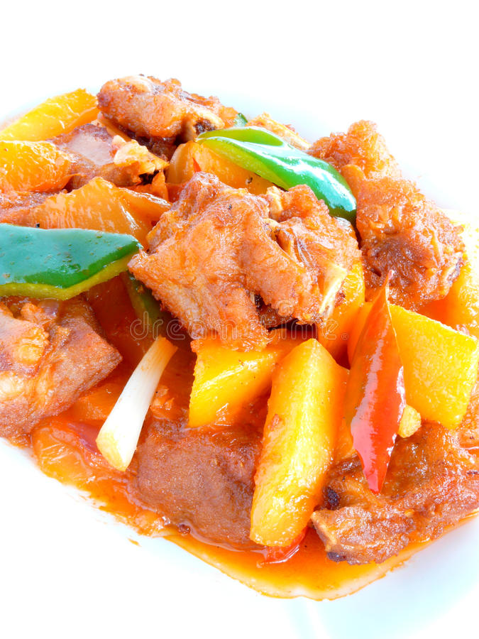 Nourriture chinoise photo stock