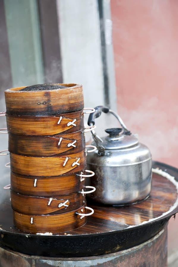 Nourriture chinoise de rue image libre de droits