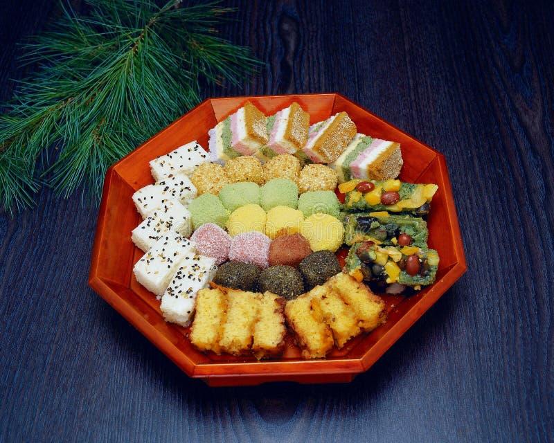 Nourriture coréenne images libres de droits