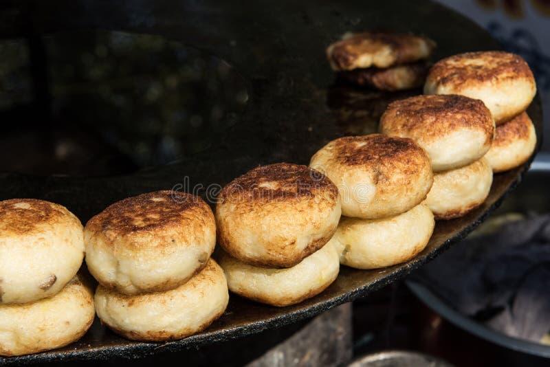 Nourriture délicieuse à Jaipur images libres de droits