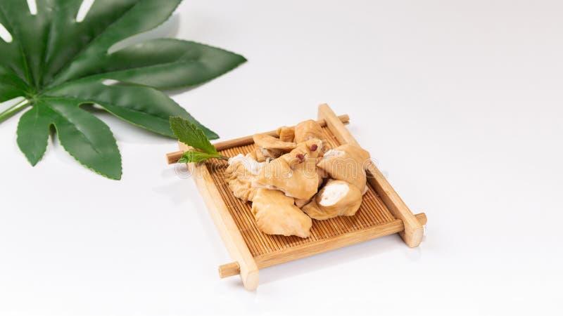 Nourriture de ŒSpecial de ¼ d'Intestineï pour le pot chaud chinois photographie stock libre de droits