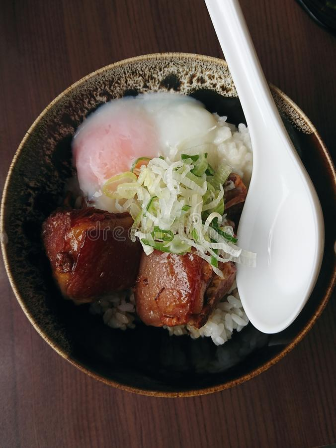 nourriture de ‹de japanese†image stock