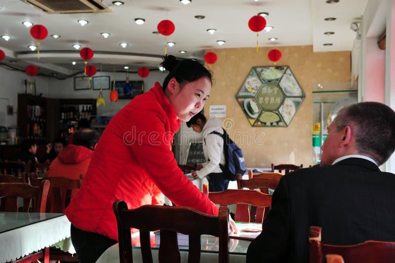 Nourriture de Chines images stock