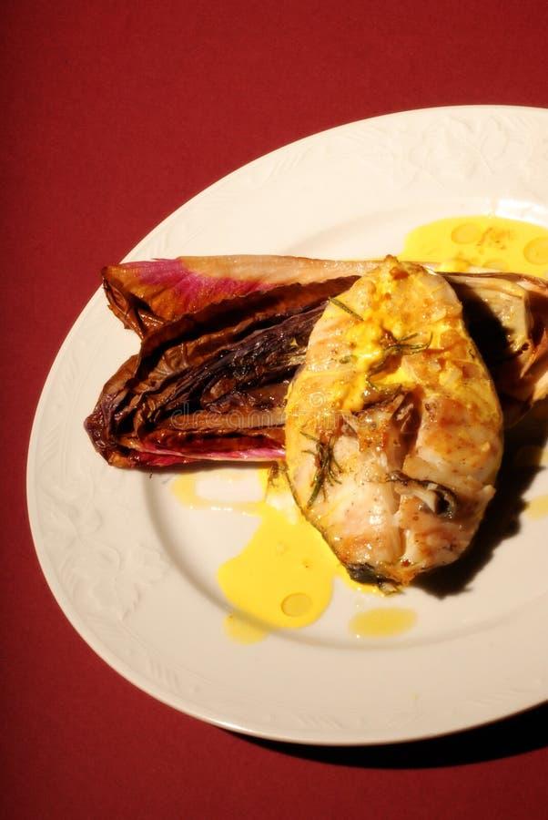 Nourriture de Fhis images stock