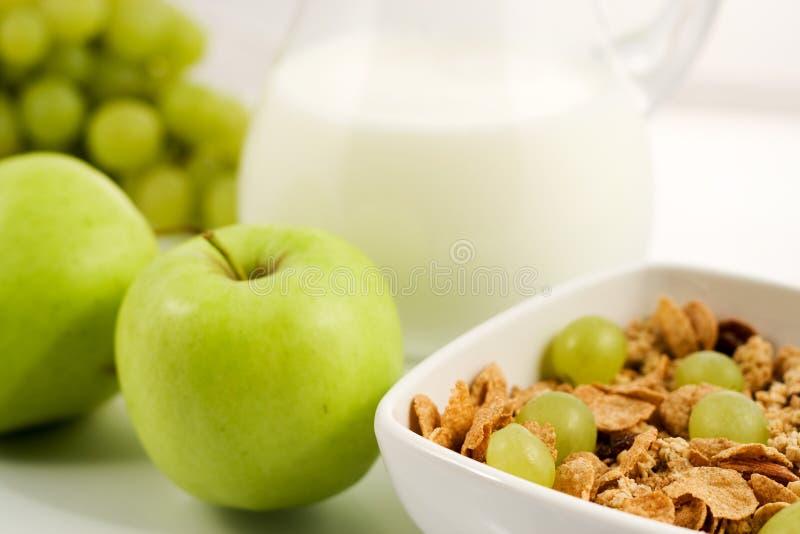 Nourriture de Healhty, déjeuner photo stock