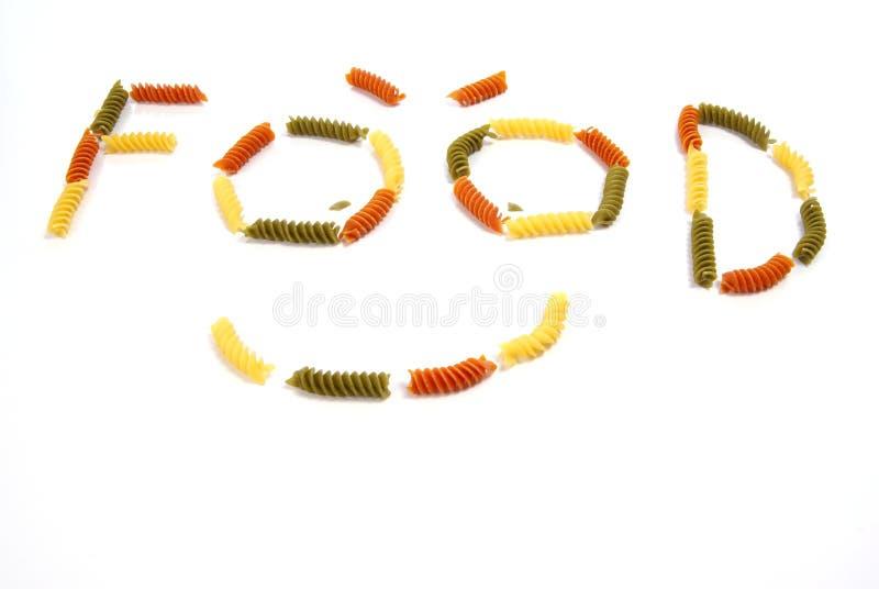 Nourriture de pâtes photographie stock libre de droits