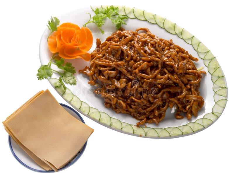Nourriture de Pékin photos stock