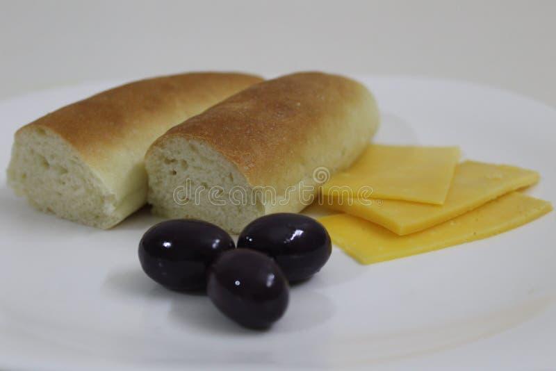 Nourriture de pain images libres de droits