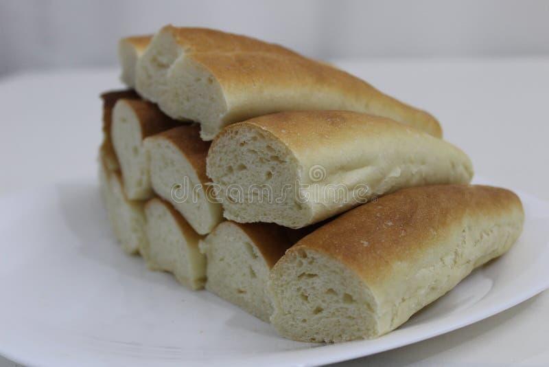 Nourriture de pain image libre de droits