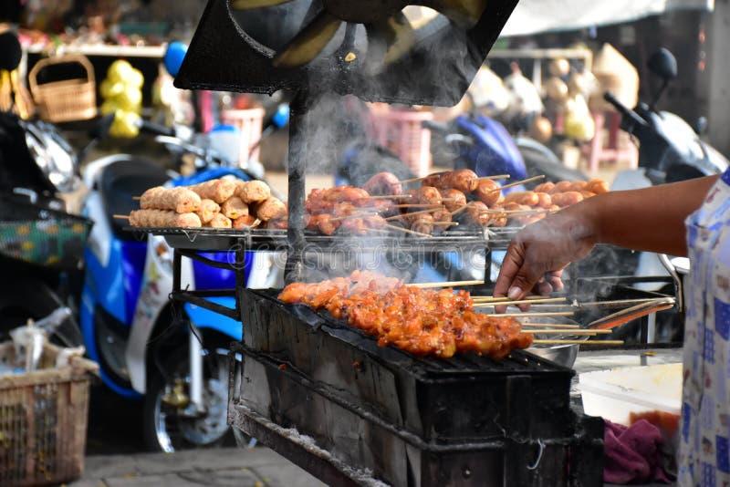 Nourriture de rue photo libre de droits