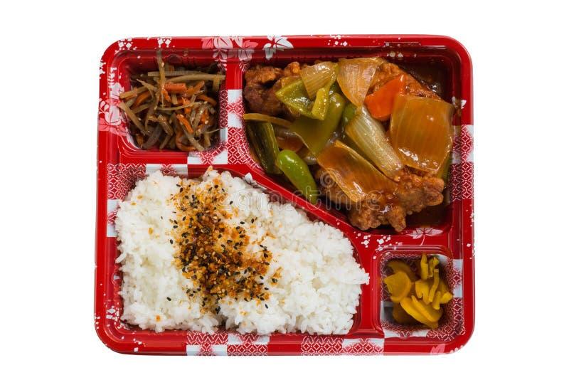 Nourriture du Japon images stock