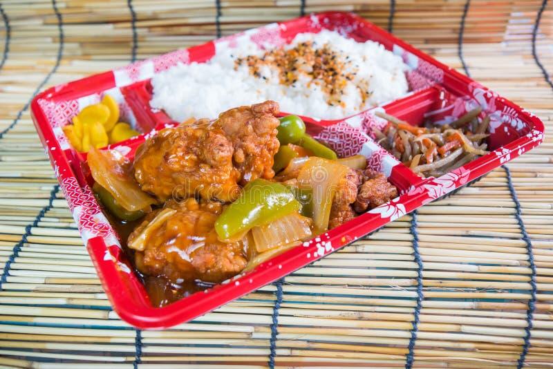Nourriture du Japon photographie stock libre de droits
