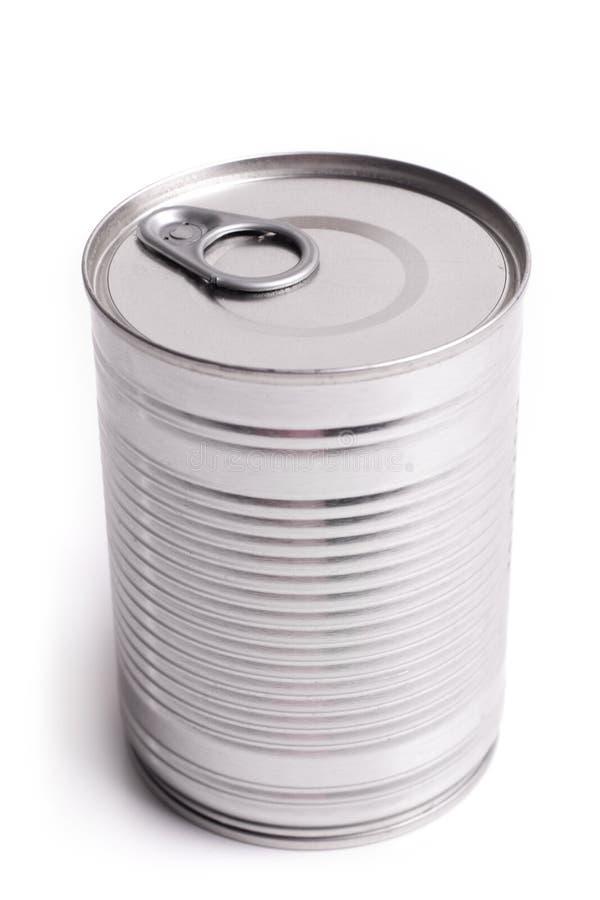 Nourriture en boîte images libres de droits