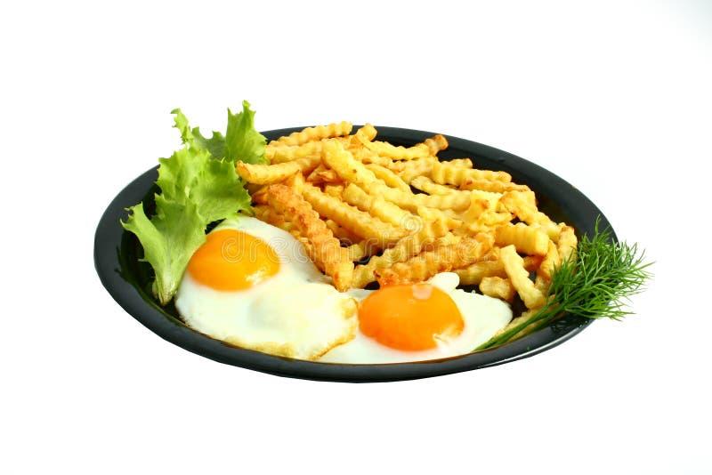 Nourriture grasse images libres de droits