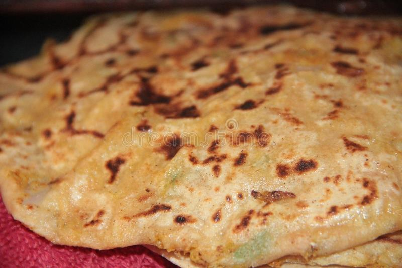 Nourriture indienne photo libre de droits