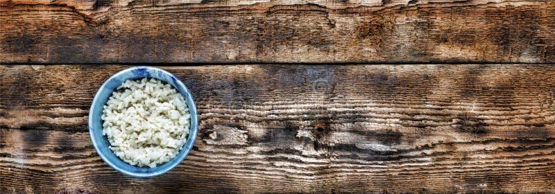 Nourriture indienne de riz et asiatique authentique traditionnelle image libre de droits