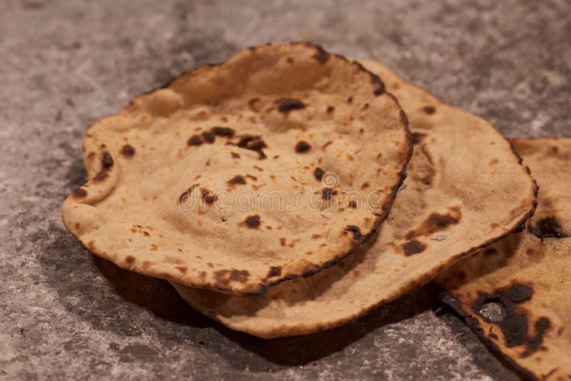 Nourriture indienne de rue photos stock