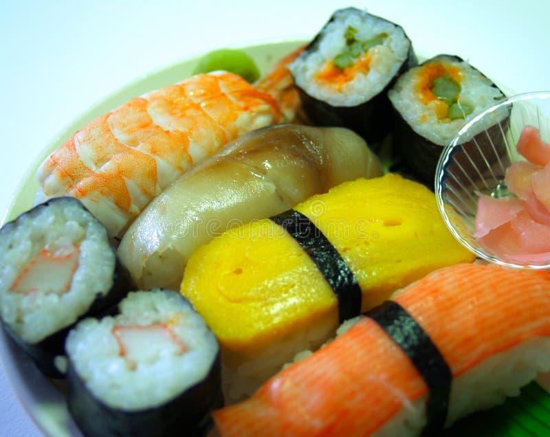 Nourriture japonaise 04 photos stock