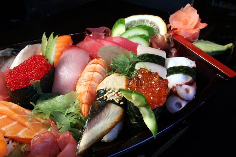 Nourriture japonaise image libre de droits