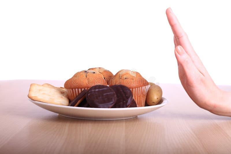Nourriture malsaine photographie stock libre de droits