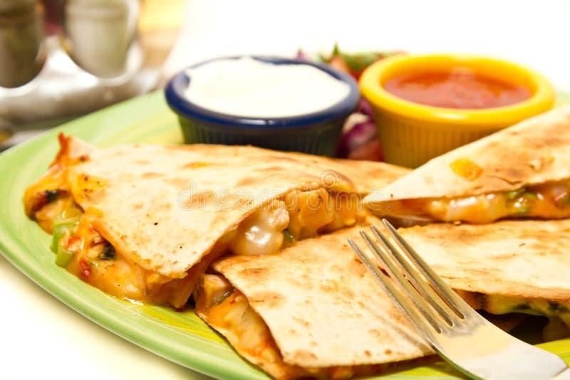 Nourriture mexicaine image stock