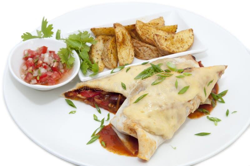 Nourriture mexicaine photographie stock