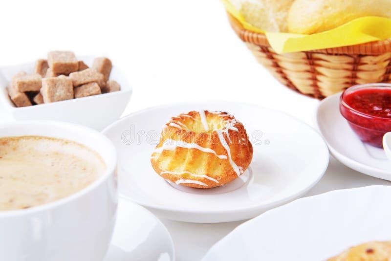 Nourriture pour le petit déjeuner photographie stock libre de droits