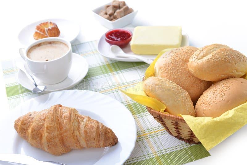 Nourriture pour le petit déjeuner images stock