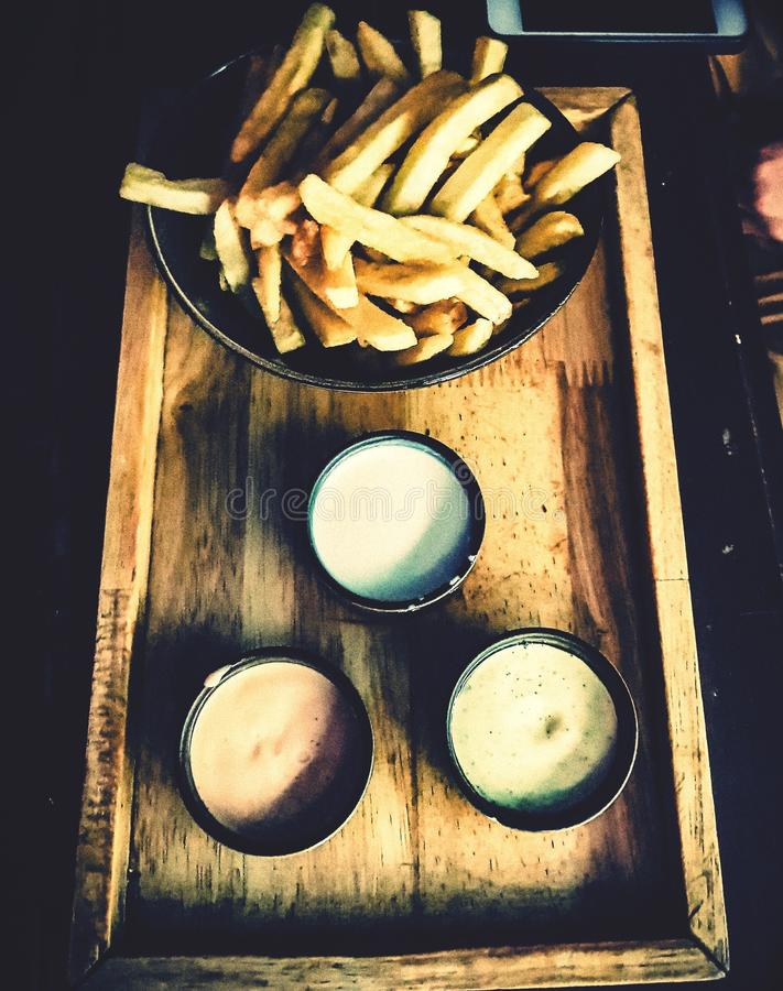 Nourriture rêveuse photos stock