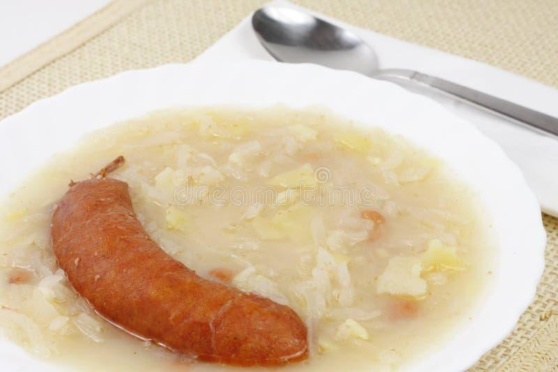 Nourriture slovène traditionnelle images libres de droits