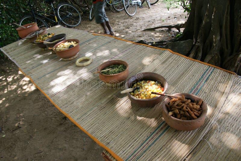 Nourriture sri-lankaise photos libres de droits