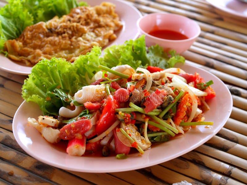Nourriture thaïe 05 photo stock