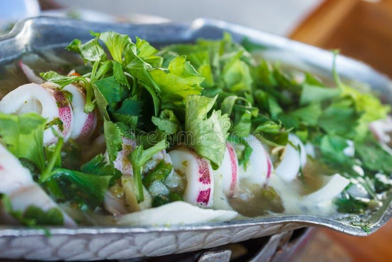 Nourriture thaïe photo libre de droits