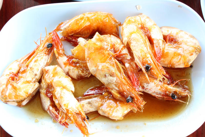 Nourriture thaïe - friture #6 de Stir image stock