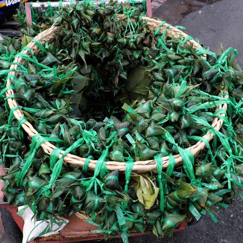 Nourriture traditionnelle vietnamienne, tro du banh u images libres de droits