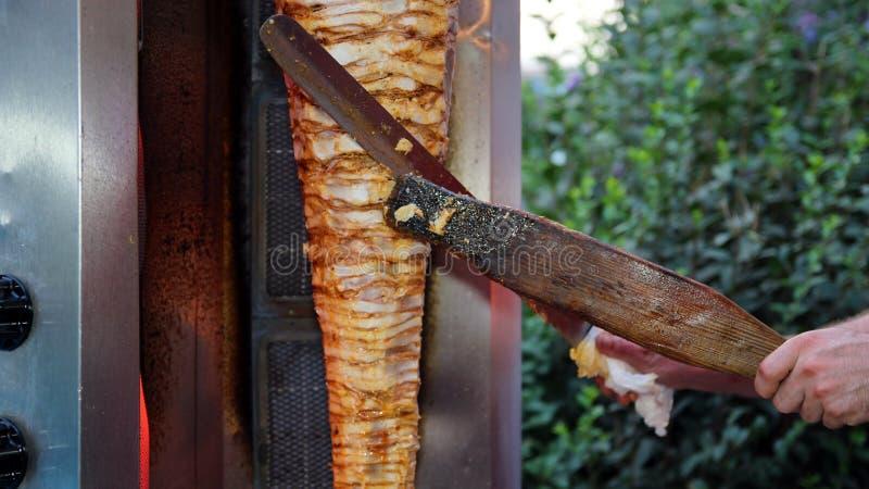 Nourriture turque traditionnelle image stock
