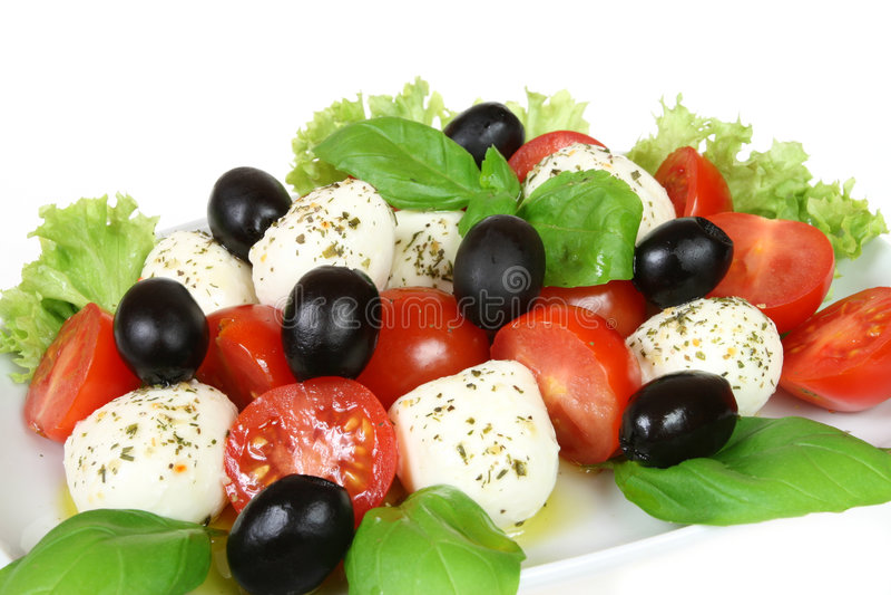 Nourriture végétarienne photos stock