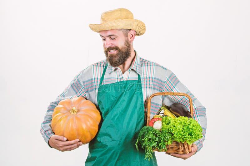 Nourritures cultiv?es sur place Ferme locale Profession professionnelle de mode de vie d'agriculteur Agriculture et agriculture T photo libre de droits