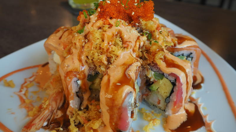 nourritures du Japon images stock