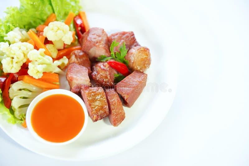 Nourritures du nord thaïlandaises photographie stock