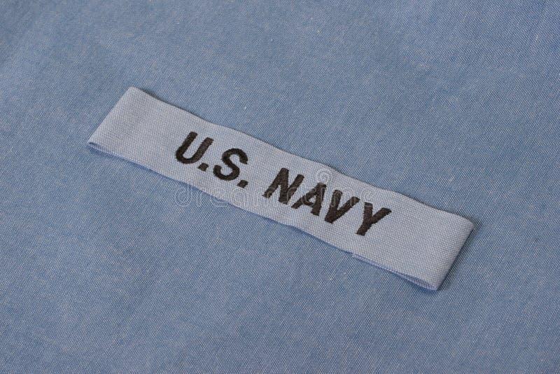 Nous uniforme de marine photo stock