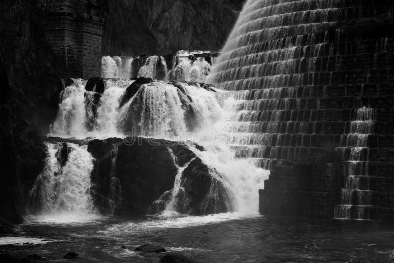 Nouveau barrage de Croton, dans le comt? de Westchester, New York photos stock