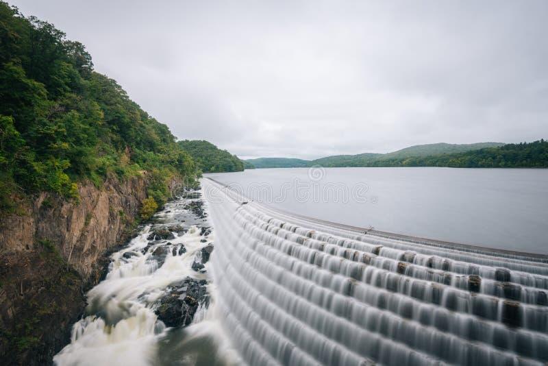 Nouveau barrage de Croton, dans le comt? de Westchester, New York photographie stock