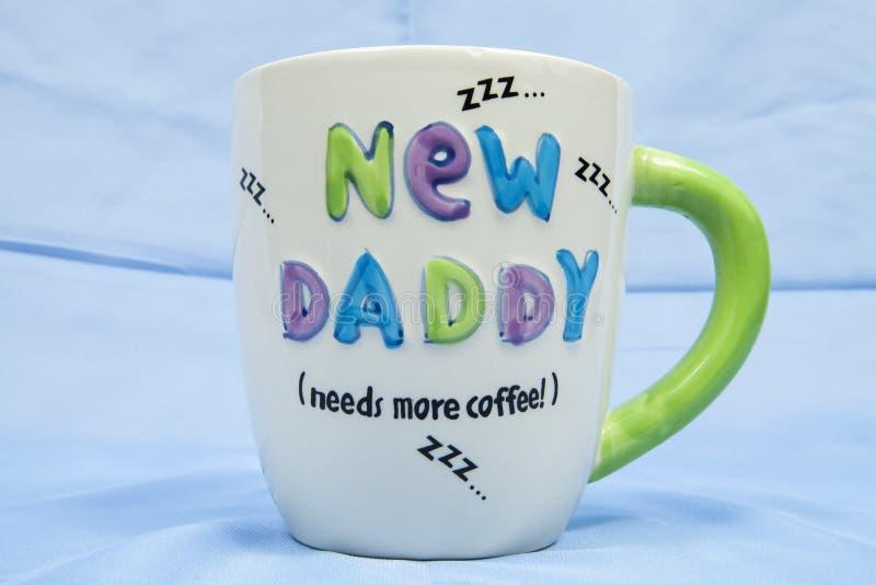 Download Nouveau papa image stock. Image du naissance, infant - 77153403