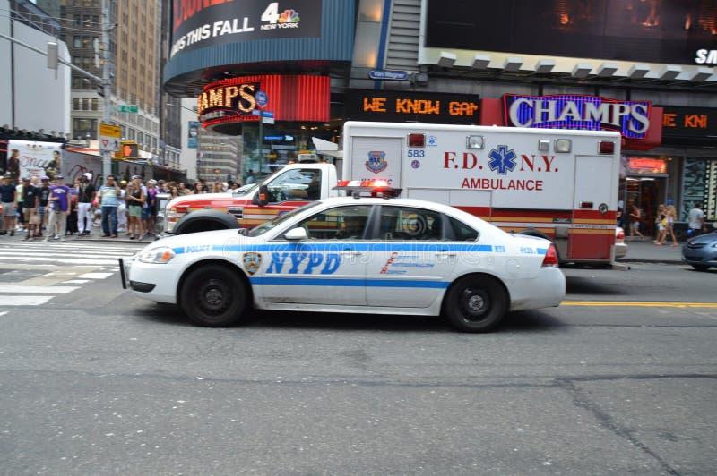 Nouveau Yorks le plus fin image libre de droits