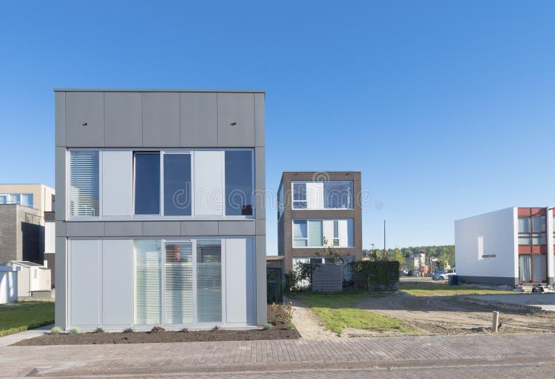 Nouveaux logements images libres de droits