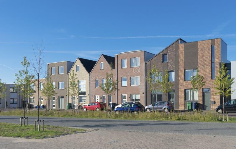 Nouveaux logements photographie stock libre de droits