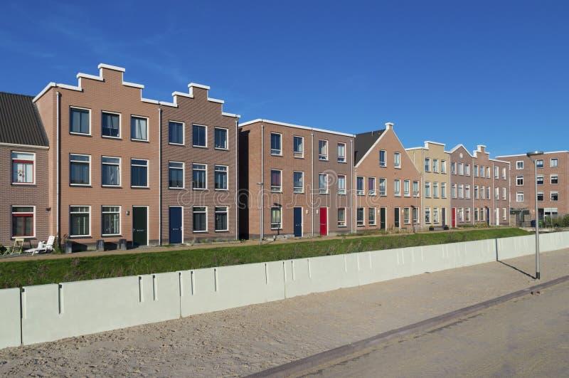 Nouveaux logements image stock