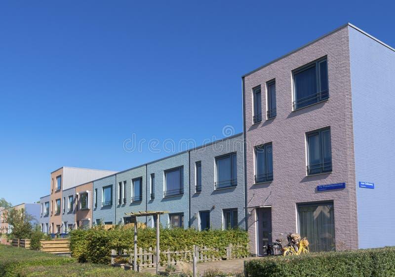 Nouveaux logements images stock
