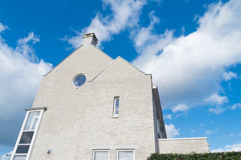 Nouveaux logements photo libre de droits